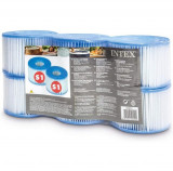 Set 6 Cartuse filtru de schimb INTEX pentru Spa Model '' S1.