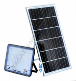 Lampa 400W Cu Incarcare Solara Panou Solar Si Telecomanda