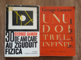 GEORGE GAMOW - unu doi trei infinit + 30 de ani care au zguduit fizica