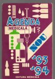 C9175 AGENDA MEDICALA 1993 1994