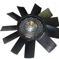 Vascocuplaj cu elice ventilator Vw LT 2 1996-2006 2.5 SDI, 2.5 TDI cod motor AGX BBE APA AHD ANJ, AVR, 074121302A Kft Auto, AutoLux