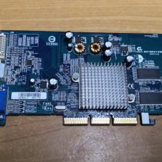 Placa Video GigaByte GV-N52128DE GF FX 5200 - 128 MB AGP #61324