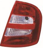 Cumpara ieftin Stop tripla lampa spate dreapta (semnalizator alb, culoare sticla: rosu) SKODA FABIA HATCHBACK 1999-2004