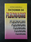 DOINA DASCALU - DICTIONAR DE PLEONASME