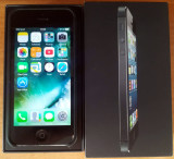 IPhone 5 (16 GB) model A1429, negru (blocat in Vodafone)