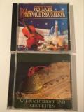 * Lot 2 CD-uri muzica sarbatori Craciun, selectie muzica clasica,