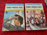 TOATE PANZELE(PINZELE) SUS RADU TUDORAN ED.ION CREANGA 2 VOLUME RF4/1, Camil Petrescu