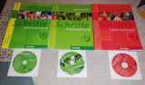 Schritte international - curs germana A1 - 3 manuale si 3 dvd