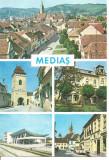 @carte postala-MEDIAS-SIBIU colaj