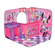 Cort de joaca pentru copii sub forma unui loc de joaca cu accesorii - Minnie Mouse