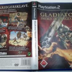 [PS2] Gladiator - Sword of Vengeance - joc original Playstation 2