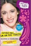 Disney Violetta. Jurnalul meu un an mai tarziu/***, Litera