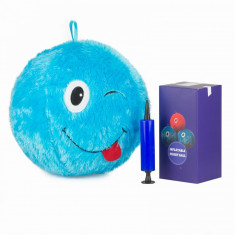 Mingi gonflabile cu puf si pompa inclusa