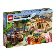 LEGO Minecraft - Raidul Illager 21160