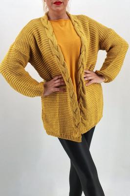 Cardigan din tricot Leonia 3 foto