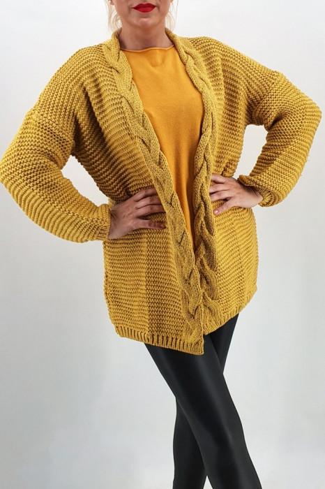 Cardigan din tricot Leonia 3