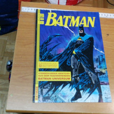 Comic Batman Nr. 1, Hethke germana