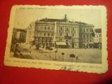 Ilustrata Arad - Teatrul Orasenesc cca.1917