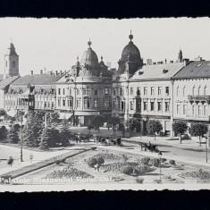 CLUJ - PALATELE STATUSULUI ROMANO - CATOLIC , CARTE POSTALA ILUSTRATA , MONOCROMA, PERIOADA INTERBELICA , CIRCULATA , DATATA 1937