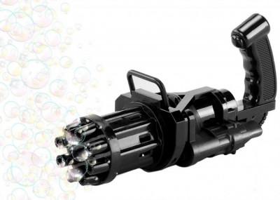 Pistol Pentru Facut Baloane De Sapun Bubble Gun foto