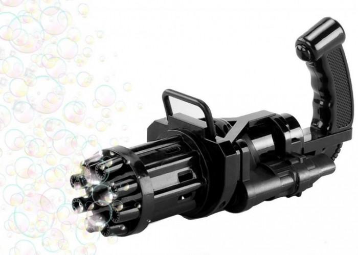 Pistol Pentru Facut Baloane De Sapun Bubble Gun