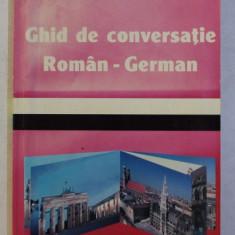 GHID DE CONVERSATIE ROMAN - GERMAN de ELENA ASIMIONESEI