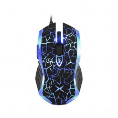 Mouse Gaming Delux M557 Negru