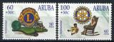 ARUBA 1998 LIONS SI ROTARY