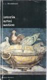 Istoria artei antice - J.J. Winckelmann ( volumul 1 )