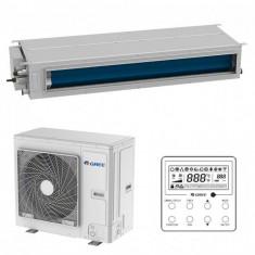 Aparat aer conditionat tip Duct Gree GUD50P/A-T-GUD50W/NhA-T Inverter 18000BTU Clasa A++ Alb