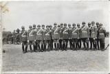 BM Ofiteri romani Regimentul 2 Artilerie General Gheorghe Manu 1934 parada