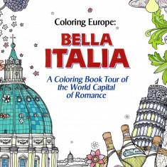 Coloring Europe - Bella Italia, 2016