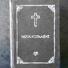 NOUL TESTAMENT CU PSALMII (1979, sub indrumarea lui Iustin)