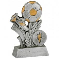 Figurina Fotbal din rasina, 10 cm