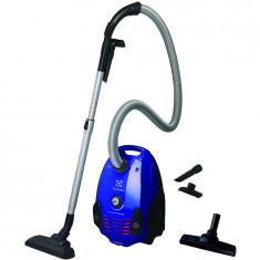 Aspirator cu sac EPF62IS, 700 W, filtru Hygiene, 3.5 l, albastru