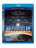 Ziua Independentei 2: Renasterea / Independence Day: Resurgence - BLU-RAY 3D + 2D Mania Film