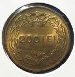 Romania 200 lei 1945