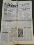 Ziarul Scanteia 1 aprilie 1981