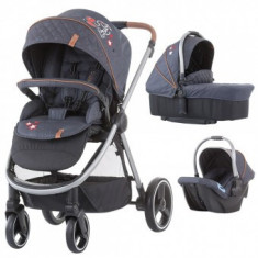 Carucior Chipolino Prema 3 in 1 graphite
