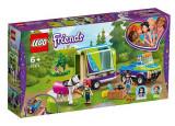 LEGO Friends - Remorca de transport cai a Miei 41371