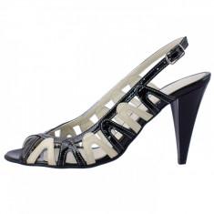 Sandale dama, din piele naturala, Botta, 259-3, bej