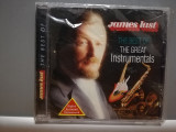 James Last - The Best Of (1998/Polydor/Germany) - CD ORIGINAL/Sigilat/Nou