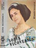 Caseta Sofia Vicoveanca – Bădiță Din Voitinelu, originala, ELECTRECORD, Casete audio