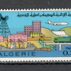 Algeria.1970 Planul economic  SX.194