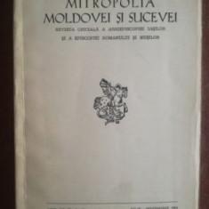 Mitropolia Moldovei si Sucevei 1984