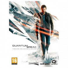 Quantum Break: Timeless Collector's Edition PC