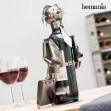 Suport din Metal pentru Sticle Businessman by Homania