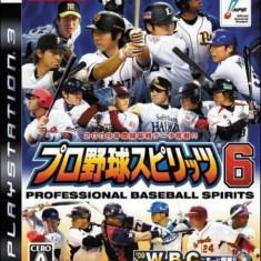 Joc PS3 Professional Baseball Spirits 6