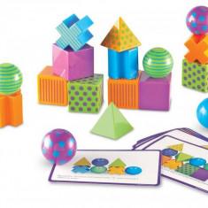 Joc de logica Mental Blox Learning Resources, 20 carduri cu activitati, 5 - 9 ani
