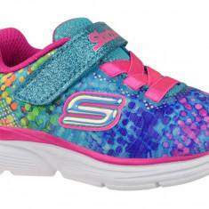 Incaltaminte sneakers Skechers Wavy-Lites 81385N-MLT pentru Copii